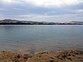 Lago di San Giuliano, acque increspate.jpg