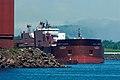 Lake freighter James R. Barker.jpg