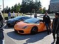 Lamborghinis on display at UW (4047332645).jpg