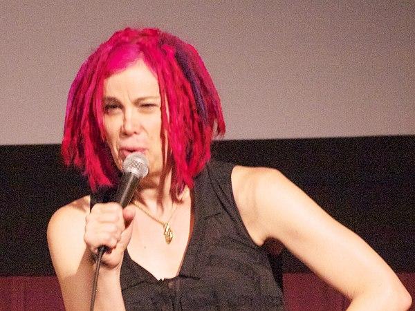 Photo Lana Wachowski via Wikidata