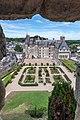 Langeais - Chateau - Vue des ruines du dongeon.jpg