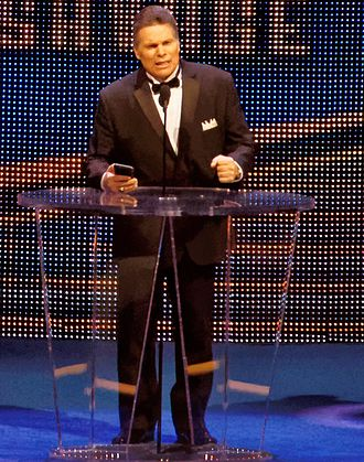 Lanny Poffo - Poffo's Hall of fame induction speech on behalf of his brother.