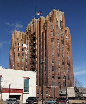 John W. Maloney - A.E. Larson Building, Yakima