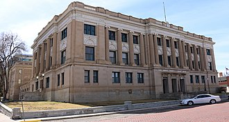 Las Animas County, Colorado - Image: Las Animas County Court House