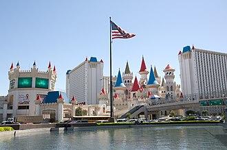 Excalibur Hotel and Casino - Image: Las Vegas (4583982142)
