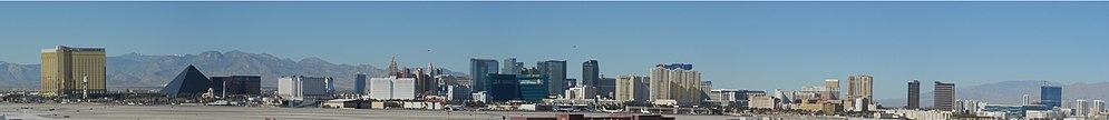 Las Vegas Strip de la suda oriento, 2012