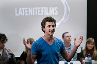 Nicholas Colla Australian actor, writer and director