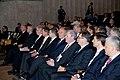 Latvijas Ministru prezidents Valdis Dombrovskis, Lietuvas Ministru prezidents Aļģirds Butkevičs (Algirdas Butkevičius) un Igaunijas premjerministrs Andruss Ansips (Andrus Ansip) apmeklē Baltijas attīstības forumu (8888351500).jpg