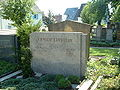 Laupheim, grave of Siegfried Einstein.JPG