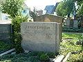 Laupheim, grave of Siegfried Einstein.JPG