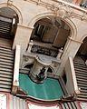 Lausanne, Palais de Rumine et Musée cantonal de géologie, fontaine intérieure.jpg