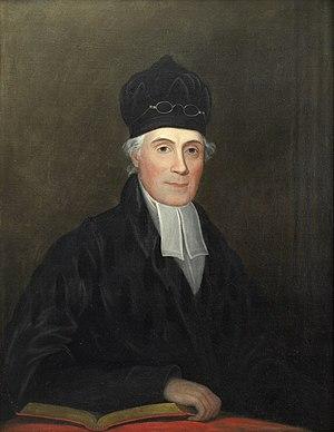 Samuel Stanhope Smith - Charles B. Lawrence, Samuel Stanhope Smith (1750–1819), Class of 1769, President (1795–1812), Princeton University Art Museum