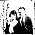 Lawrence Richardson Jossenberger and Cheri for their July 5, 1921 passport application.jpg