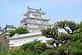 Le Château d'Himeji (Japon) (27929041727).jpg
