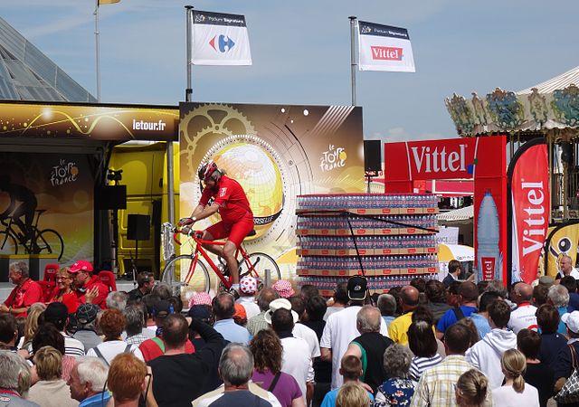 Le Touquet-Paris-Plage - Tour de France, étape 4, 8 juillet 2014, départ (A54).JPG