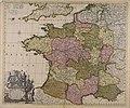 Le royaume de France divise en toutes ses provinces et ses... - CBT 5878571.jpg