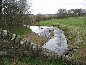 River Leader - Image: Leader Water New Mills 2