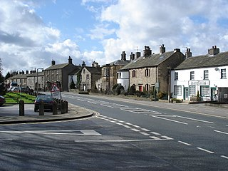 Gargrave Village and civil parish in North Yorkshire, England