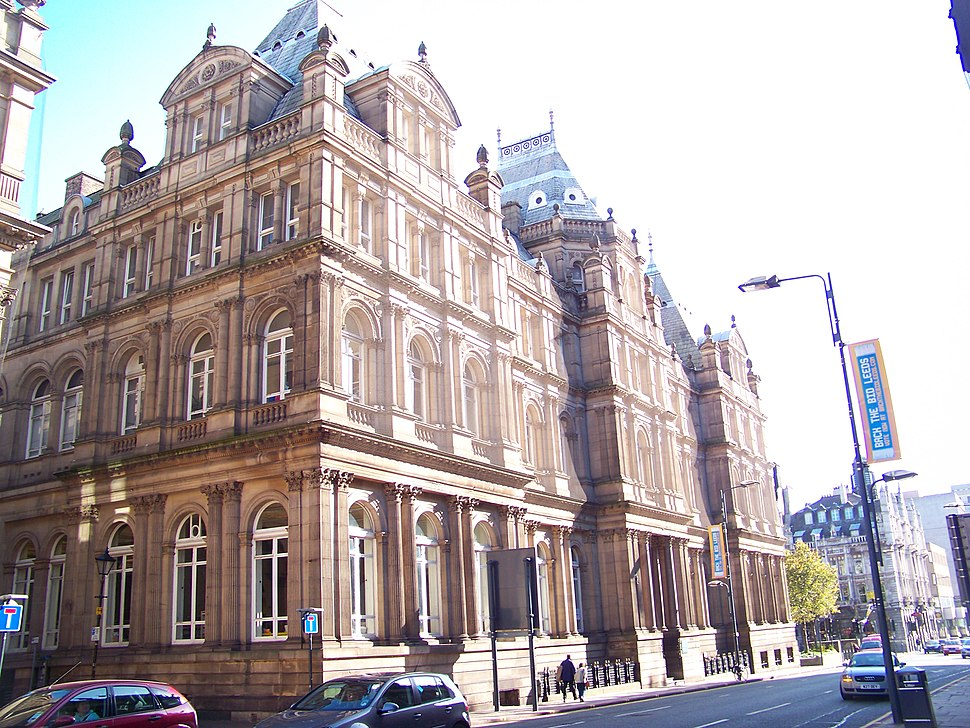 Leeds central library 001