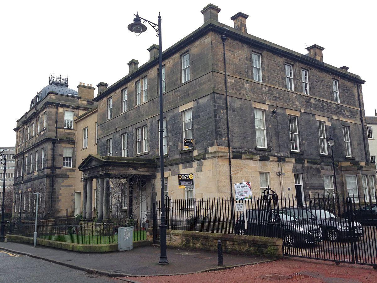 Leith Hospital - Wikipedia