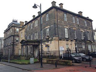Leith Hospital Hospital in Edinburgh, Scotland