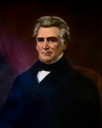 Lemuel H. Arnold - Official Rhode Island State House portrait by James Sullivan Lincoln