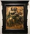 Leonardo da vinci, madonna col bambino, sant'anna e l'agnellino (cartone di burlington house), 1499-1500 ca. 01.jpg