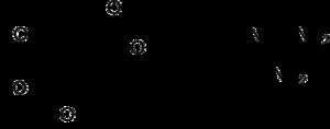 Leonurine - Image: Leonurine structure