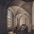 Leopold Zielcke - Johann Erdmann Hummel lehrt an der Berliner Akademie.jpg