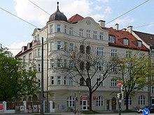 Hotel Leopold Munchen Parken