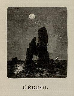 <i>Toilers of the Sea</i> 1866 novel by Victor Hugo