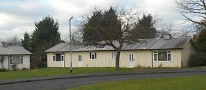 Prefabs in the United Kingdom - Hawksley-built bungalows in Letchworth, 2014