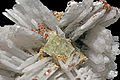 Leucophanite, natrolite, rhodochrosite, aegirine 300-4-1929.JPG