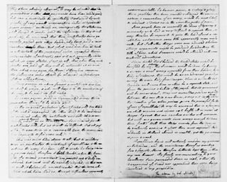 Newburgh letter