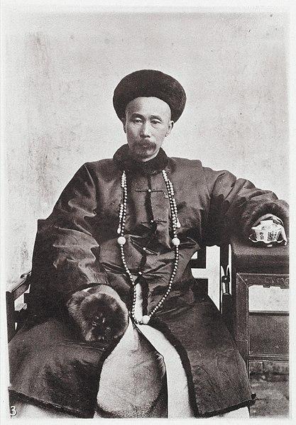 File:Li-hung-chang, Governor General of Pei-chih-li Wellcome L0040968.jpg