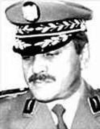President of Algeria - Image: Liamine Zeroual