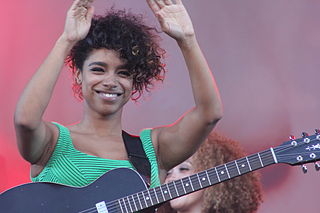 Lianne La Havas English singer, songwriter and multi-instrumentalist