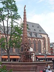 Frankfurt am main altstadt und innenstadt reisef hrer for Liebfrauenberg frankfurt