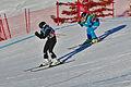 Lillehammer 2016 - Ladies Ski Cross - Abigail Zagnoli and Dana Vovk.jpg