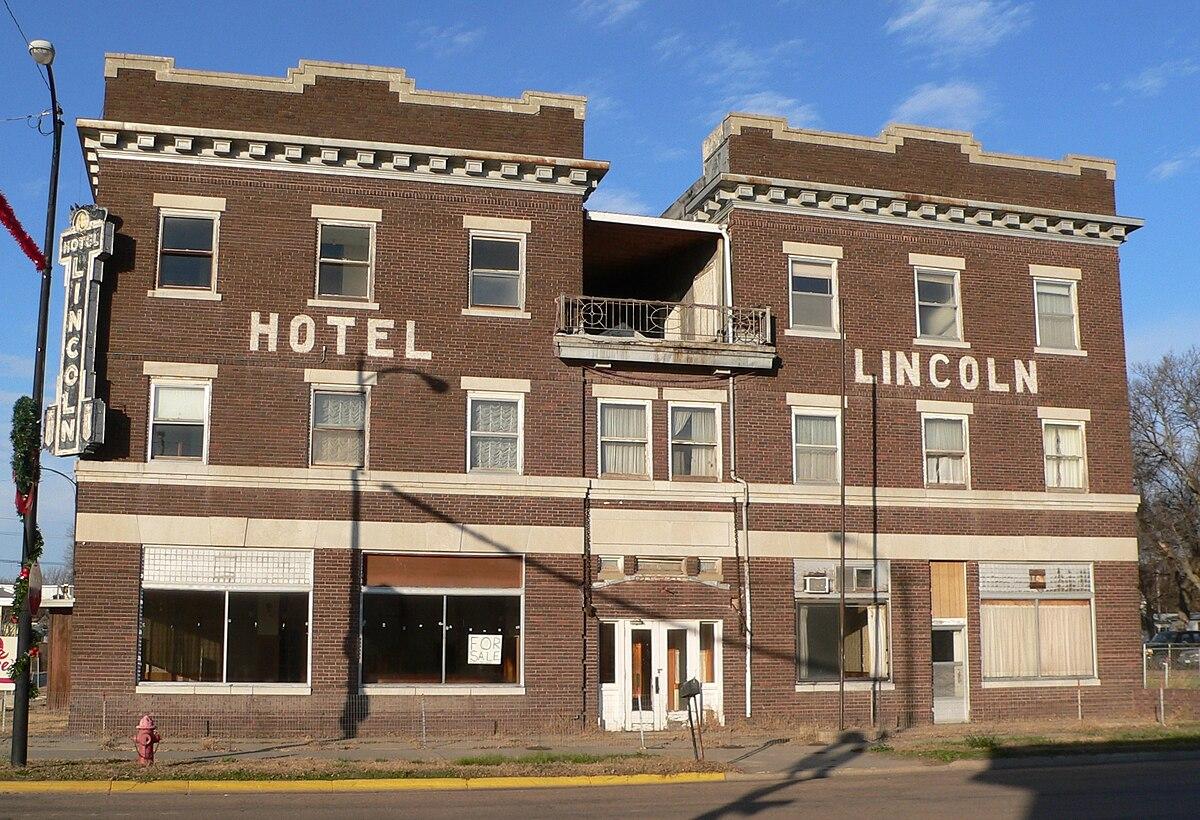 lincoln hotel franklin nebraska wikipedia. Black Bedroom Furniture Sets. Home Design Ideas