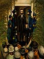 Lincoln Speaks to Freedmen on the Steps of the Capital at Richmond.jpg