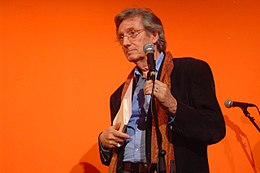 Lionel Ray at 2007 Czech-French Poetry Festival.jpg