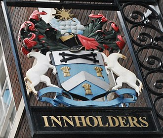 Worshipful Company of Innholders - Image: Livery company 20130324 047 (2)