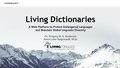 Living Dictionaries - Contribuling Slides 2021.pdf