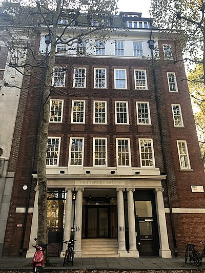 Local Government Association building, Smith Square, Westminster