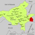 Localització de Famorca respecte el Comtat.png