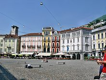 La piazza grande