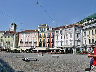 Locarno - Piazza Grande