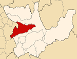 Location of the province Huamalíes in Huánuco.png