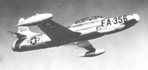 528th Air Defense Group - F-94B Starfire as flown by the 74th FIS